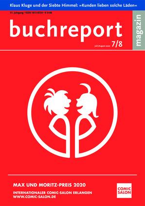 buchreport magazin (07-08/2020)