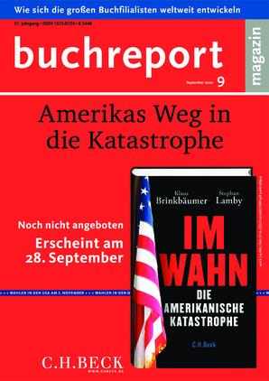 buchreport magazin (09/2020)