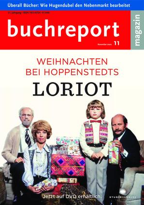 buchreport magazin (11/2020)