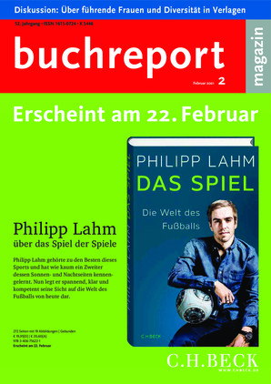 buchreport magazin (02/2021)