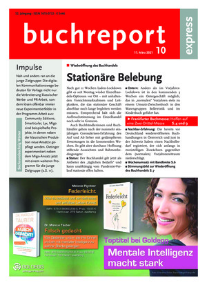 buchreport express (10/2021)