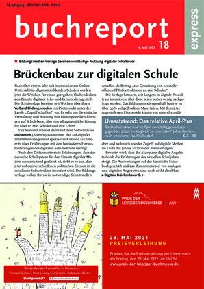 buchreport express (18/2021)