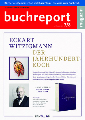 buchreport magazin (07-08/2021)
