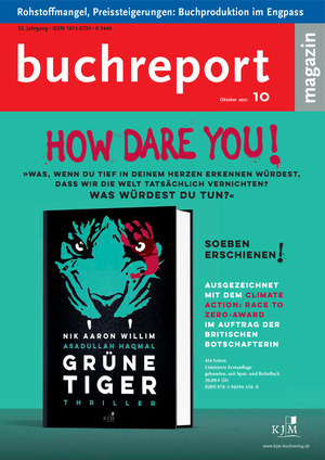 buchreport magazin (10/2021)
