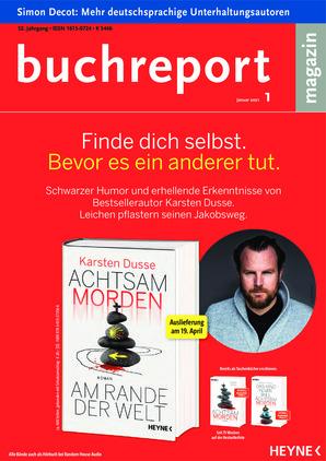 buchreport magazin (01/2021)