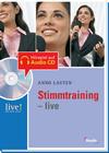 Vergrößerte Darstellung Cover: Stimmtraining - live. Externe Website (neues Fenster)