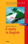 Vergrößerte Darstellung Cover: E-mails in English. Externe Website (neues Fenster)