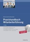 Vergrößerte Darstellung Cover: Praxishandbuch Mitarbeiterführung. Externe Website (neues Fenster)