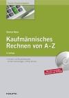 Vergrößerte Darstellung Cover: Kaufmännisches Rechnen von A - Z. Externe Website (neues Fenster)