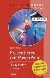 Vergrößerte Darstellung Cover: Präsentieren mit PowerPoint. Externe Website (neues Fenster)