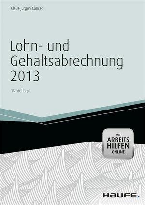 Lohn- und Gehaltsabrechnung 2013