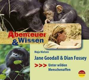 Jane Goodall & Dian Fossey