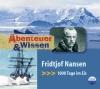 Vergrößerte Darstellung Cover: Fridtjof Nansen - 1000 Tage im Eis. Externe Website (neues Fenster)