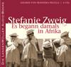 Vergrößerte Darstellung Cover: Es begann damals in Afrika. Externe Website (neues Fenster)