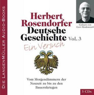 Deutsche Geschichte - Ein Versuch, Volume III