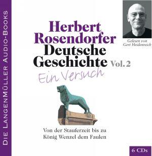 Deutsche Geschichte - Ein Versuch, Volume II
