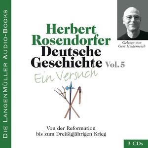 Deutsche Geschichte - Ein Versuch, Volume V