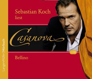 Sebastian Koch liest Casanova