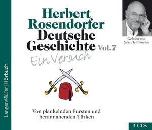 Deutsche Geschichte - Ein Versuch, Volume VII