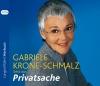 """Gabriele Krone-Schmalz liest aus """"Privatsache"""""""