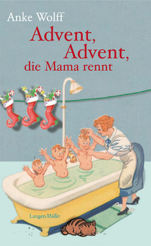 Advent, Advent, die Mama rennt