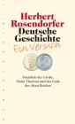 Deutsche Geschichte - ein Versuch