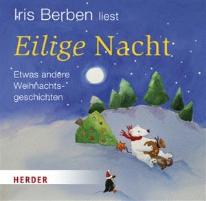 """Iris Berben liest """"Eilige Nacht"""""""
