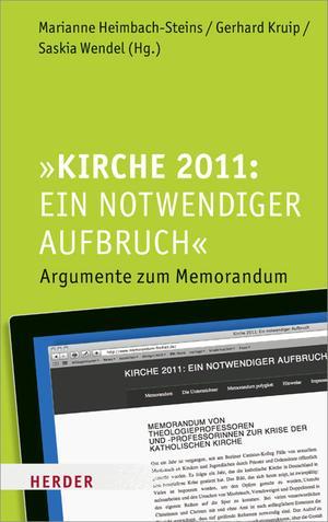 """""""Kirche 2011: Ein notwendiger Aufbruch"""""""