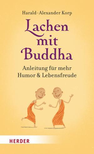 Lachen mit Buddha