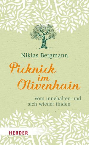 Picknick im Olivenhain
