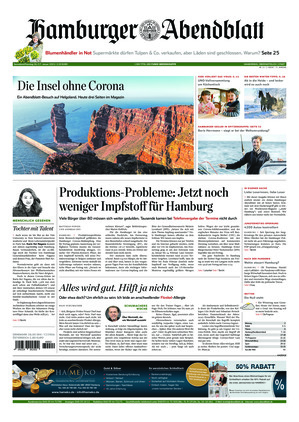 Hamburger Abendblatt (16.01.2021)