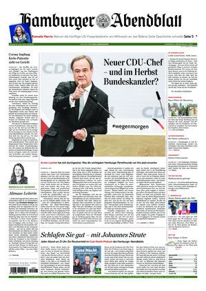 Hamburger Abendblatt (18.01.2021)