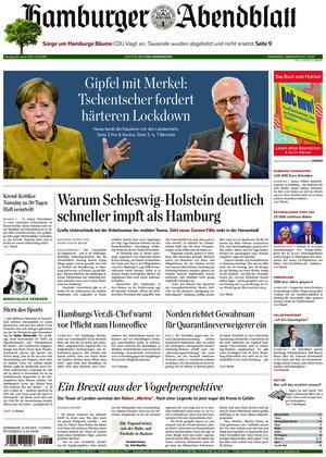Hamburger Abendblatt (19.01.2021)
