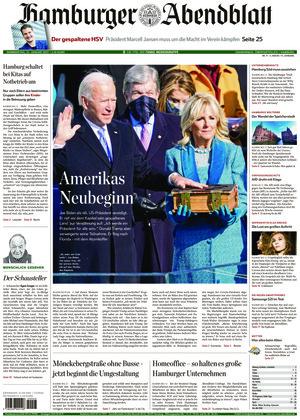 Hamburger Abendblatt (21.01.2021)