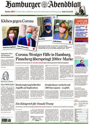 Hamburger Abendblatt (25.01.2021)