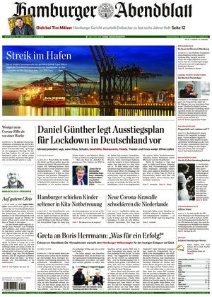 Hamburger Abendblatt (27.01.2021)