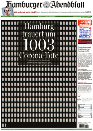 Hamburger Abendblatt (28.01.2021)