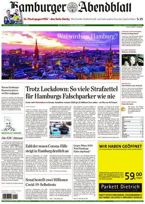Hamburger Abendblatt (26.02.2021)