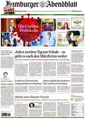 Hamburger Abendblatt (27.02.2021)