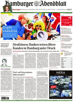 Hamburger Abendblatt (11.06.2021)