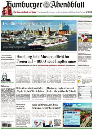 Hamburger Abendblatt (16.06.2021)