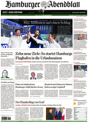 Hamburger Abendblatt (17.06.2021)