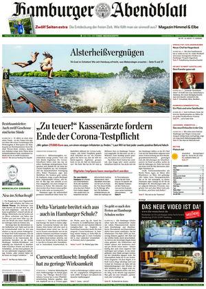 Hamburger Abendblatt (18.06.2021)