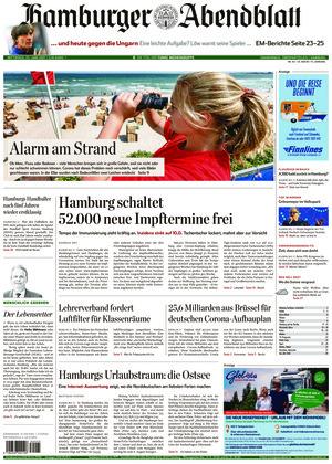 Hamburger Abendblatt (23.06.2021)