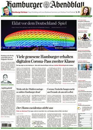 Hamburger Abendblatt (24.06.2021)
