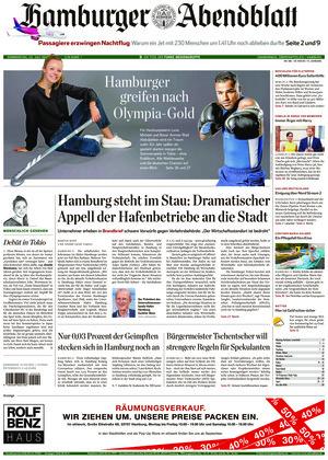 Hamburger Abendblatt (22.07.2021)