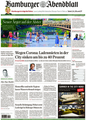Hamburger Abendblatt (23.07.2021)