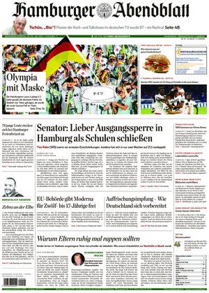 Hamburger Abendblatt (24.07.2021)