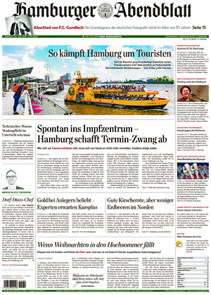Hamburger Abendblatt (26.07.2021)