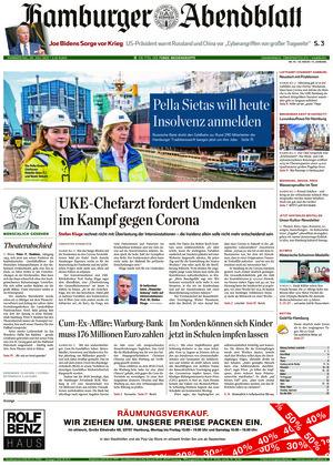 Hamburger Abendblatt (29.07.2021)